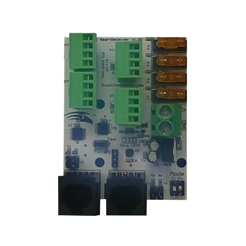 Smart Differential Receiver | Expansion Boards