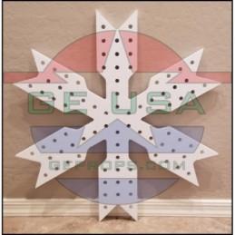 Flake M | Gilbert Engineering Props