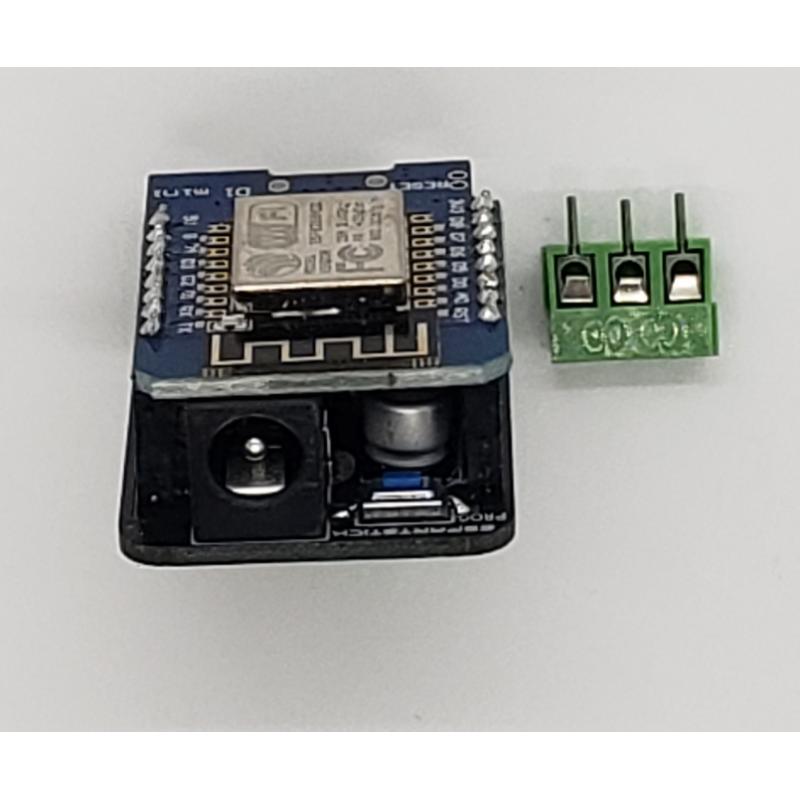 ESPartStick 5v Enhanced (Barrel connector)   Pixel Controllers