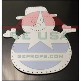 Snowman - Matrix No Spinner | Gilbert Engineering Props