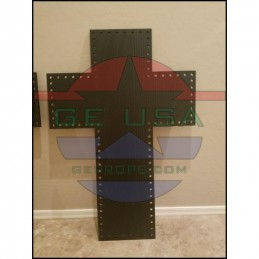 Coro Crosses - Cross 2 - Double Row | GE Halloween