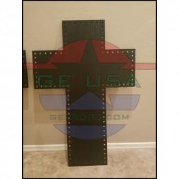 Coro Crosses - Cross 2 - Filled | GE Halloween