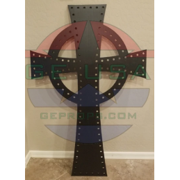 Single Row Cross - Pack of 3 | Gilbert Engineering Props
