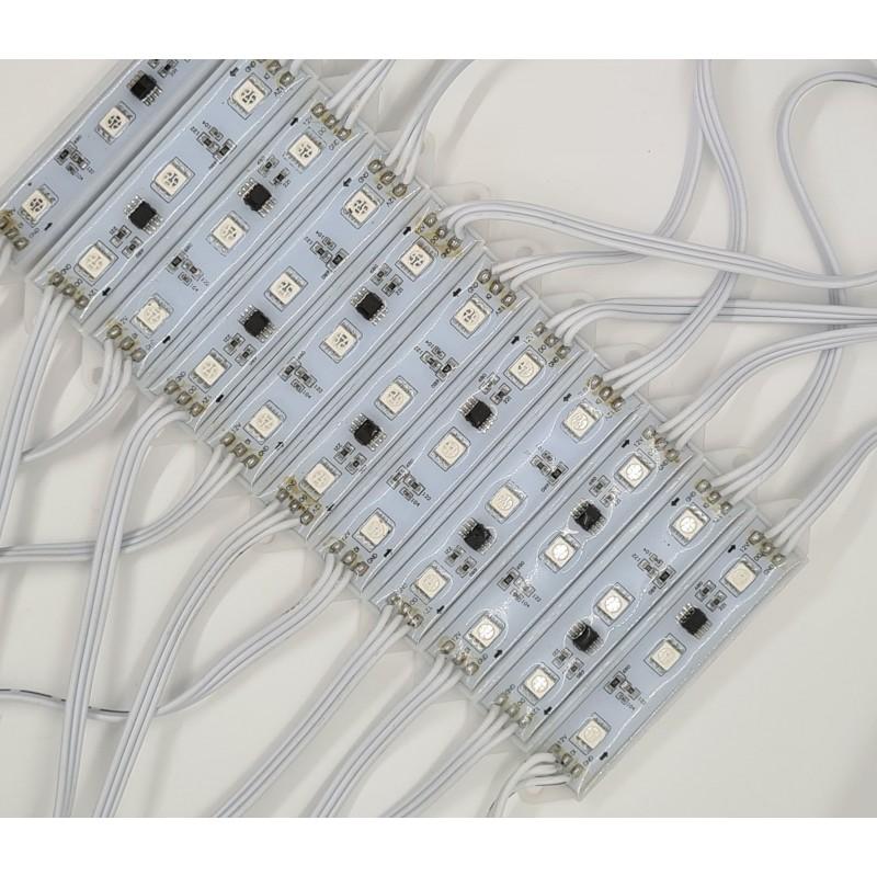 Modular LED   WS2811   White   12v   Pixels