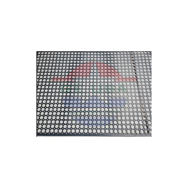 "HDPE Matrix Panel 8x4 1"" Spacing - Black   Gilbert Engineering Props"