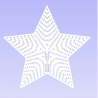 Star 36-370 Tree Topper (white) | Gilbert Engineering Props