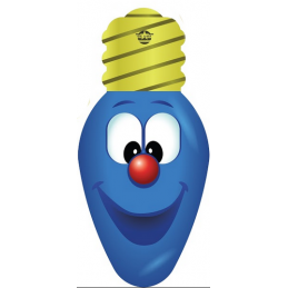 """30"""" Impressions Singing Bulb 