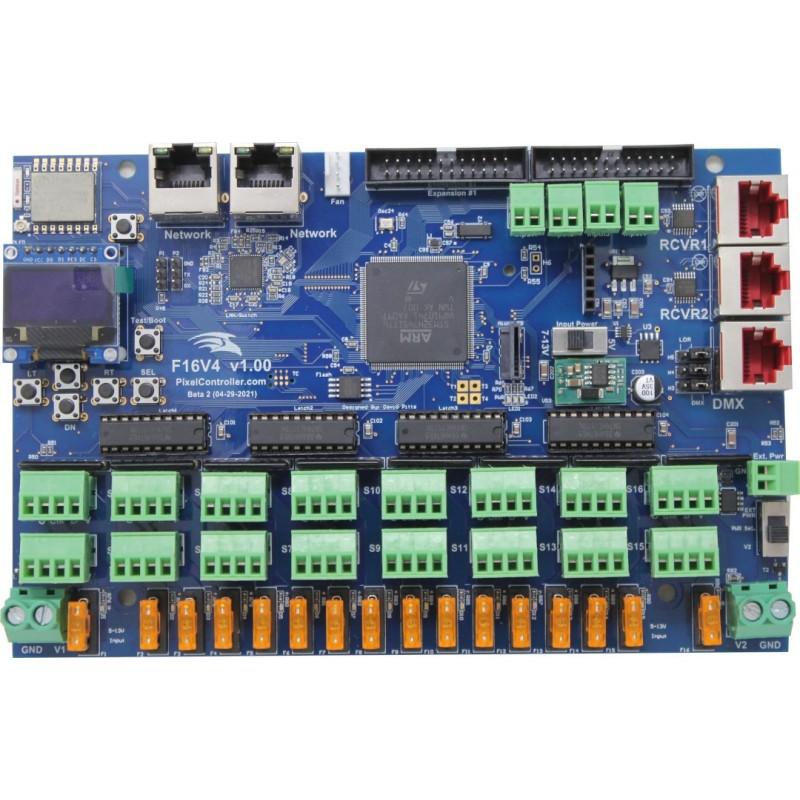 Falcon F16 v4   Pixel Controllers