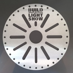 Build A Light Show - 32 Hole Tree Topper   Accessories & Hardware