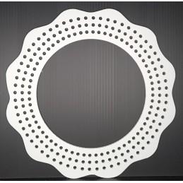 "Wreath 24"" (white) | Gilbert Engineering Props"