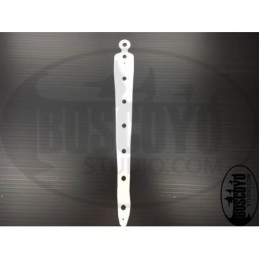 Pixel Icicle Single Mounting Drops 12mm | Mounting Strip