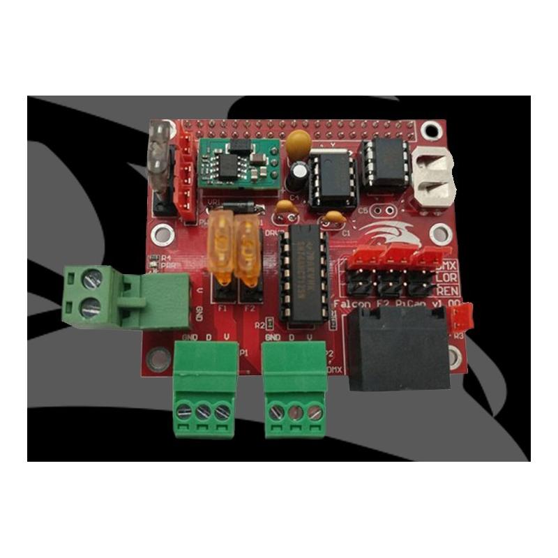 Falcon PiCap | Pixel Controllers