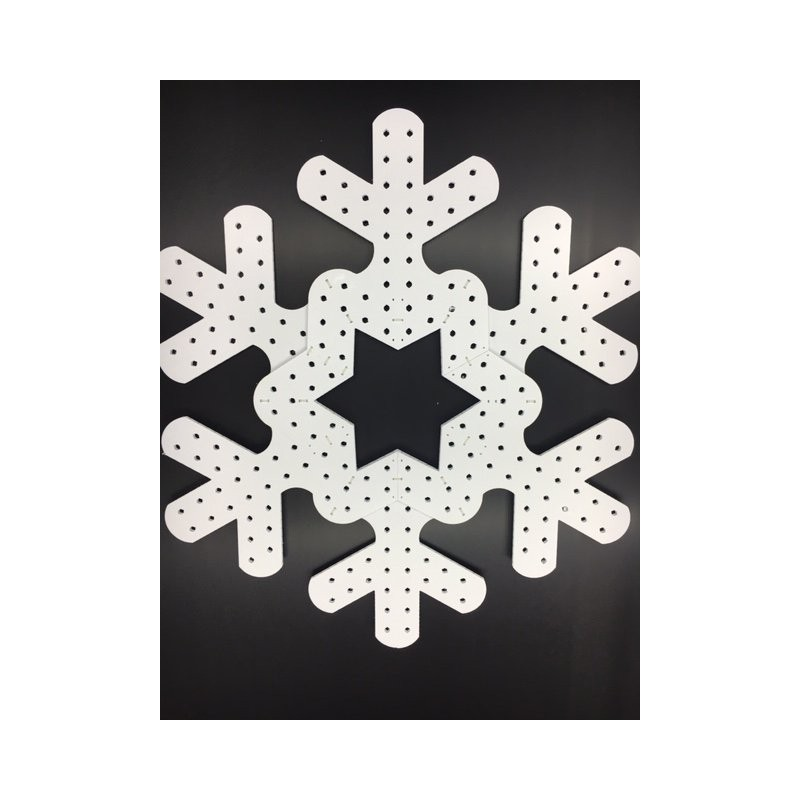 Living Light Shows 46inch Pixel Snowflake | Snowflakes